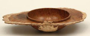 Mallee burr bowl