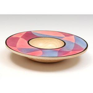 Sycamore harlequin bowl
