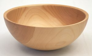 Cherry salad bowl