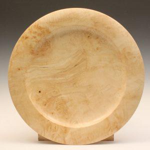 Horse chestnut platter