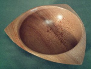 London plane triarc bowl