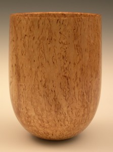 Masur birch vase