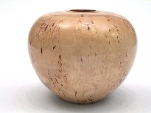 Masur birch hollow form