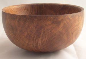 Walnut salad bowl