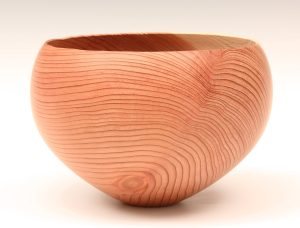 Wellingtonia bowl