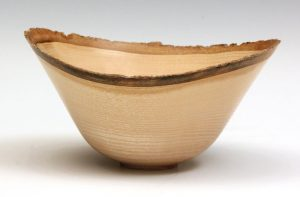 Woodturning course