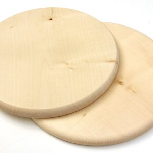 Sycamore chopping board medium